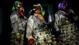 Ellos dicen que van vestido de meninas FOT�GRAFO: SUSANA VERA  | Reuters