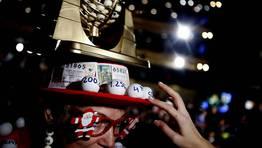 Sombrero con bombo incorporado FOT�GRAFO: SUSANA VERA | Reuters