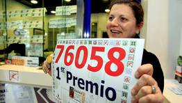 La administraci�n ha repartido varios premios de la loter�a de Navidad en los �ltimos a�os. FOT�GRAFO: ANA GARCIA