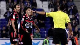 Su último partido lo dirigió ante el Espanyol FOTÓGRAFO: AGENCIA LOF