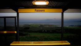 Una maravillosa vista del mar Cantábrico le acompañará en el viaje en tren por la costa FOTÓGRAFO: XAIME RAMALLAL