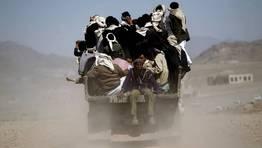 Peregrinos de Yemen que acuden a rendir culto al profeta Mohamed. FOT�GRAFO: Khaled Abdullah | REUTERS