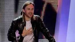 David Guetta se hizo con el galard�n al Mejor artista internacional en lengua no espa�ola FOT�GRAFO: Alberto Mart�n | EFE