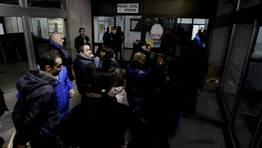 Las listas negras han vuelto al pleno del Concello de Vigo FOT�GRAFO: �SCAR V�ZQUEZ