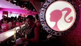 El bar de Barbie se encuentra en Taipei FOT�GRAFO: PICHI CHUANG | REUTERS