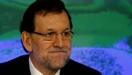 El presidente del Gobierno, Mariano Rajoy, figura en la lista de pagos de Luis B�rcenas. Rajoy figura como perceptor de esas cantidades desde 1997, con pagos trimestrales que sumaban 25.200 euros al a�o FOT�GRAFO: SERGIO PEREZ
