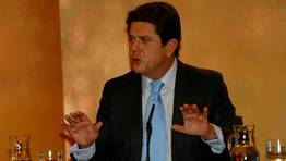 Federico Trillo, durante a�os responsable del �rea jur�dica del PP, se le anotan pagos que van desde los 3.000 euros entre los 36.000 euros a lo largo de varios a�os. FOT�GRAFO: Benito Ordo�ez