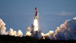El Columbia despegó el 16 de enero de 2003 desde Cabo Cañaveral y se desintegró cuando se disponía a reingresar en la atmósfera el 1 de febrero. FOTÓGRAFO: NASA