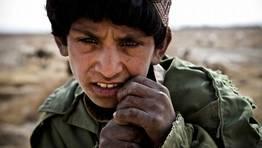 Imagen de un ni�o de la provincia de Kandahar en Afganist�n FOT�GRAFO: ANDREW BURTON   Reuters