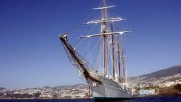 El buque recalará en Ferrol el 15 de febrero, según las previsiones FOTÓGRAFO: Armada