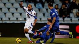 El Getafe se impuso al Deportivo (3-1). FOTÓGRAFO: Enrique de la Fuente | LOF