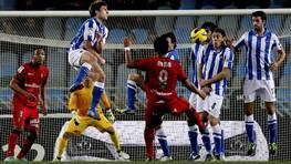 La Real Sociedad derrotó claramente el Mallorca. FOTÓGRAFO: Javier Etxezarreta | Efe