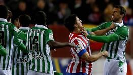 El Atlético de Madrid ganó al Betis 1-0. FOTÓGRAFO: SUSANA VERA | Reuters