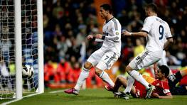 El Real Madrid se impuso sin complicaciones (4-1) al Sevila en el Bernab�u. FOT�GRAFO: SERGIO PEREZ | Reuters