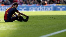 El Barcelona gole� al Getafe en el Nou Camp (6-1). FOT�GRAFO: ALBERT GEA | Reuters