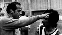 Luis Su�rez, entrenador del Deportivo. FOT�GRAFO: BLANCO