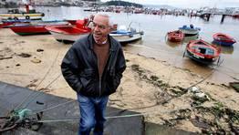 Erv�n Iglesias trabaj� durante cuarenta a�os para la conservera de Francisco Otero Mari�o como comprador a flote FOT�GRAFO: MARTINA MISER