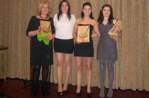 Los premiados en el Tapicheo 2011 recogieron sus galardones