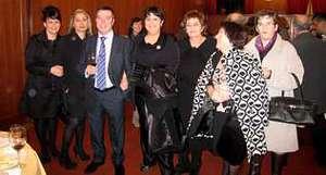 Los asistentes a la gala destacaron por su elegancia y estilo