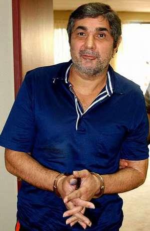 Kalashov, en el 2006, cuando llegó a España tras ser arrestado en Dubái.