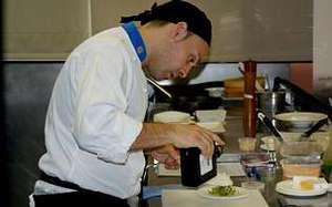 Varela utiliz� Olei en la elaboraci�n de cuatro platos y dos de sus colegas visitaron a la familia Arzak.