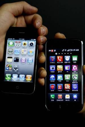 Los smartphone facilitan el d�a a d�a de sus usuarios gracias en gran medida a las aplicaciones TRUTH LEEM   REUTERS