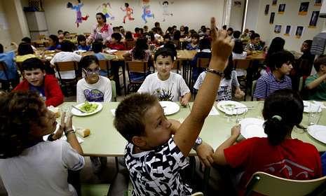 Siete empresas que optan a servir los comedores escolares for Empresas comedores escolares