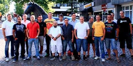 Los j�venes que ya se fueron comparten actividades y tiempo libre en la ciudad germana