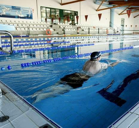 La piscina municipal de monforte abre de nuevo sus puertas for Piscina municipal los cristianos