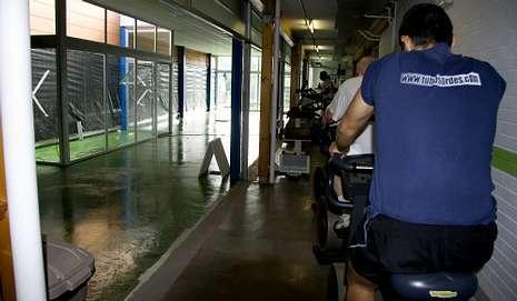El gimnasio municipal de ordes ultima detalles ante su for Sala 600 melide