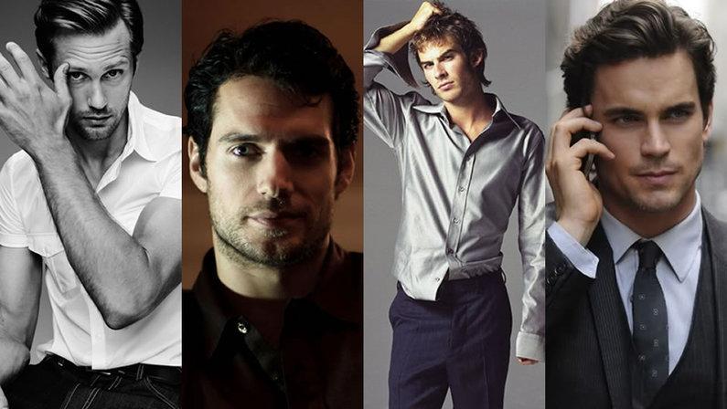 Alexander Skarsgard, Henry Cavill, Ian Somerhalder y Matt Bomer, algunos de los posibles actores para interpretar a Christian Grey