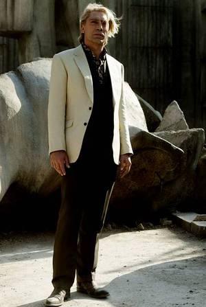 Javier Bardem, en su papel de Silva, el villano de la nueva entrega de James Bond, �Skyfall� Francois Duhamel | Efe