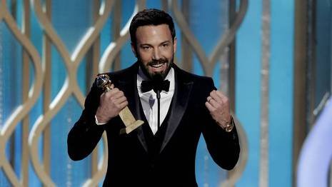 Ben Affleck, mejor director por �Argo� REUTERS