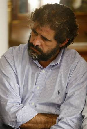 Gerardo L�pez Castrill�n, edil del PSOE en Ferrol JOSE PARDO