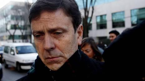 Eufemiano Fuentes, a su entrada en el juzgado SERGIO PEREZ | Reuters