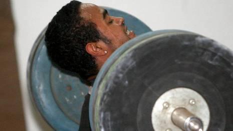 Alberto D�az Mbang, en una imagen reciente JOSE PARDO