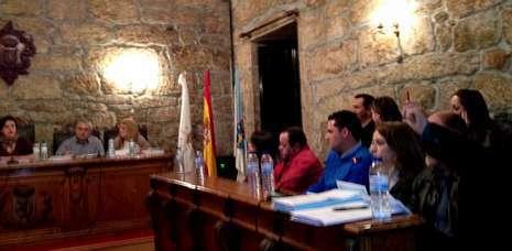 Matías Rodríguez se abstuvo en una sesión donde David García ejerció de secretario accidental.