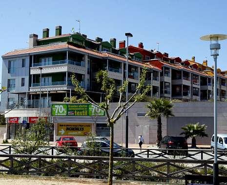 El banco de espa a alquila en sanxenxo pisos de lujo para que veranee su personal - Pisos de bancos en la playa ...