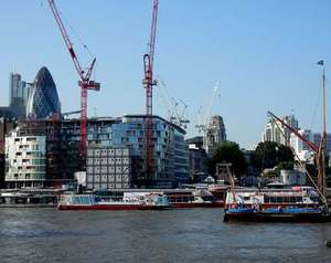El sector inmobiliario no frena en Londres