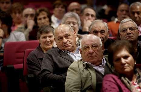 A la reunión constituyente de la plataforma habían acudido 120 personas en un acto celebrado en Silleda.