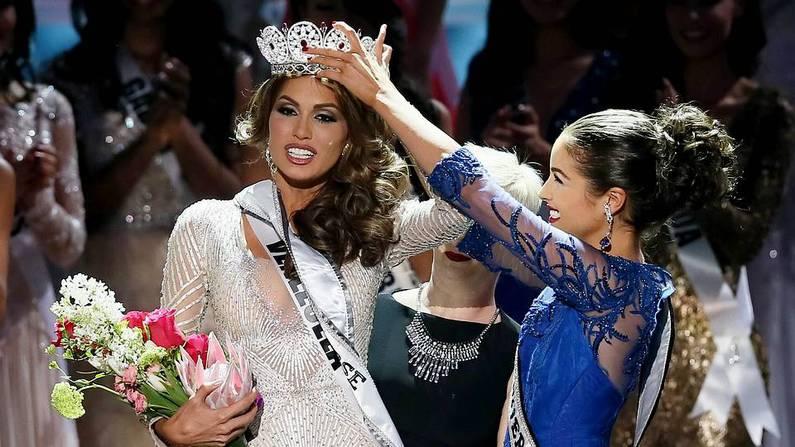 Gabriela Isler, la nueva Miss Universo SERGEI ILNITSKY | efe