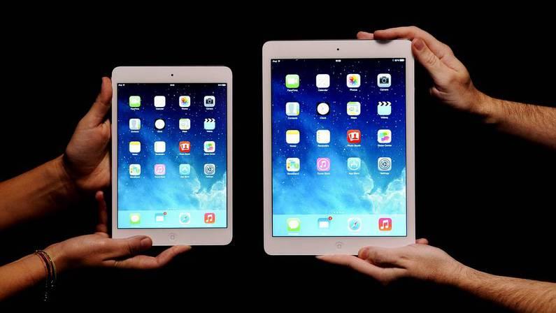 Imagen de dos iPads