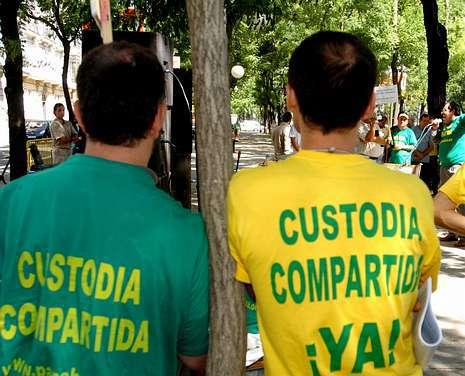 La custodia compartida empieza a normalizarse en Ourense O12C1F1