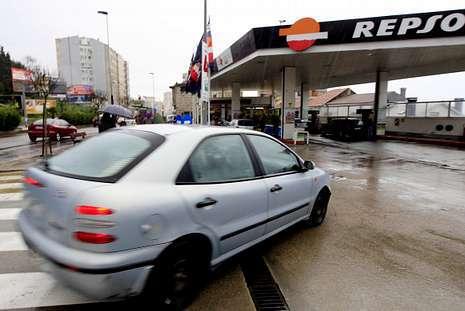 Las gasolineras de vigo ponen c maras al aumentar los impagos for Portico vigo catalogo