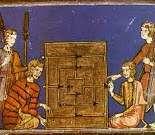 Alquerque del libro de Alfonso X.