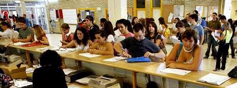 Las universidades gallegas, en contra de las tasas de 9.000 euros anuales