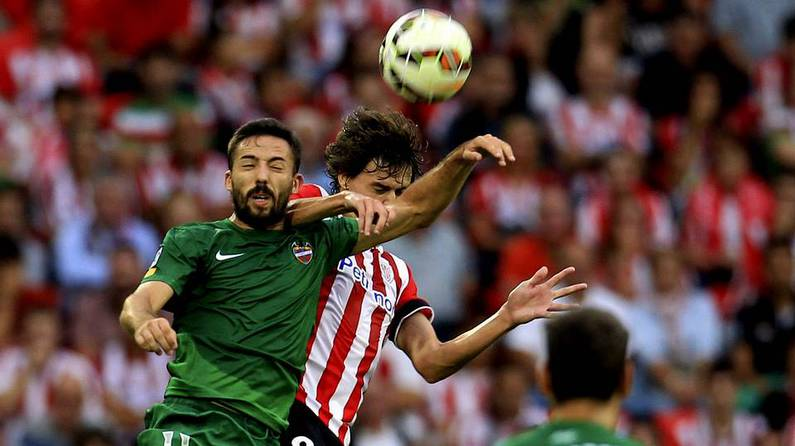 Resumen: ATHLETIC 3-0 LEVANTE