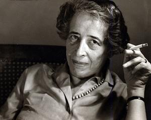 Hannah Arendt y la banalidad del mal  Arendt_detv