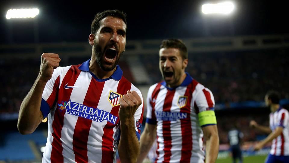 [Vídeoresumen en HD] Atlético de Madrid - Olympiacos (4-0) 1