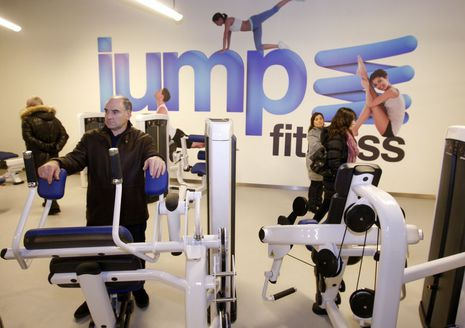 Abre el gimnasio m s grande y moderno de lugo for Gimnasio jump lugo